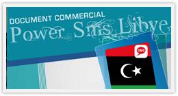 WEB 2 COM lance une compagne SMSing sur la Lybie